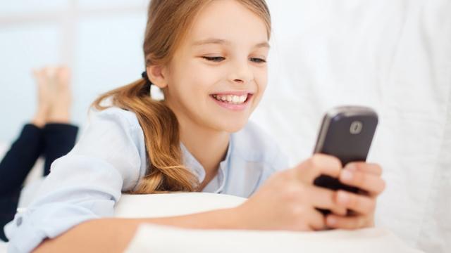 Çocuklara Özel Telefon Üretildi!