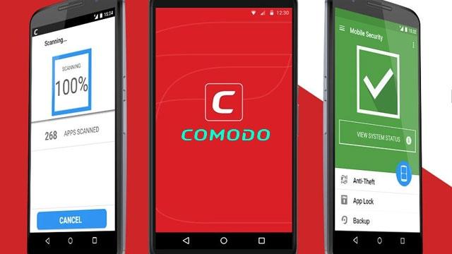 Android Telefonların Güvenliği Comodo Savungan'a Emanet
