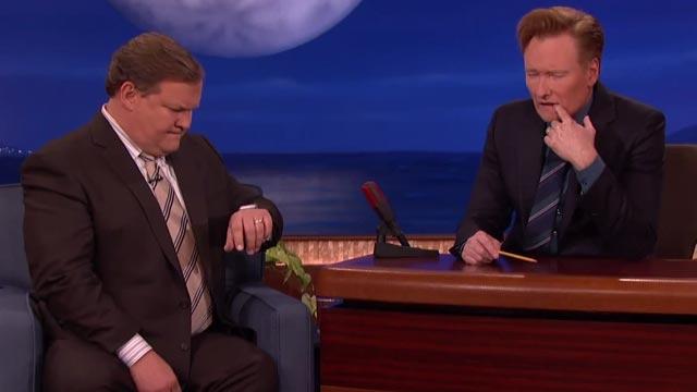 Conan O'Brien Apple Watch'u Çok Fena Aşağıladı