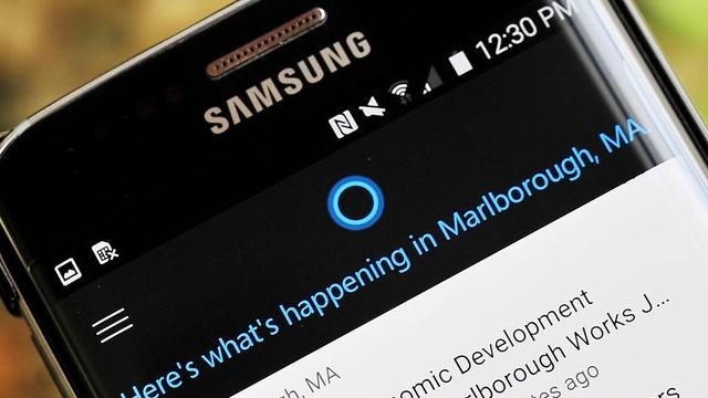 Android Üzerine Microsoft Cortana Sanal Asistanı İçin Yeni Bir Özellik Ekleniyor