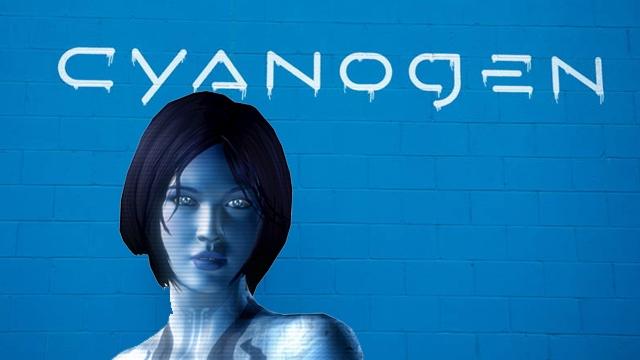 Cortana Cyanogen OS ile Google Android'den Daha Etkili Çalışacak