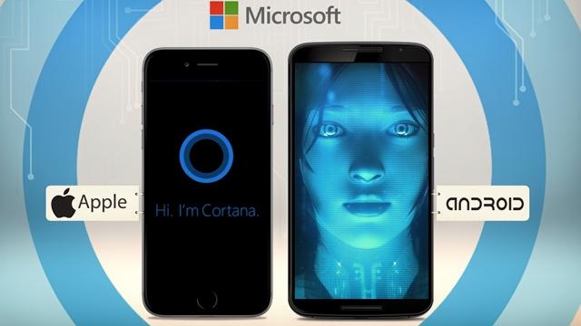 Microsoft Cortana'nın İkinci Sürümü Sonunda iPhone Cihazlara da Geliyor