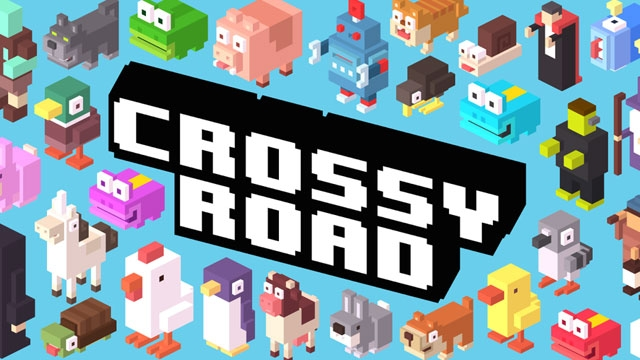 İngiltere ve Avrupa'da Crossy Road Çılgınlığı Durdurulamıyor