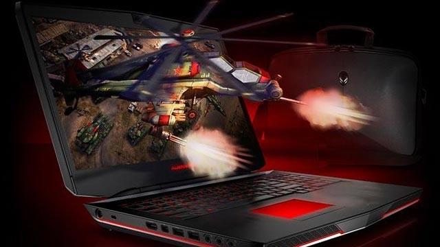 Alienware 15 Bütün Oyuncuların Gözlerini Yaşartacak