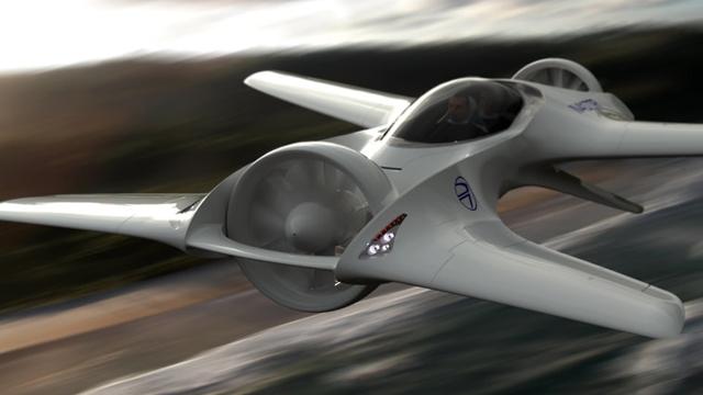 Geleceğe Dönüş Filminin DeLorean'ı Artık Uçacak!