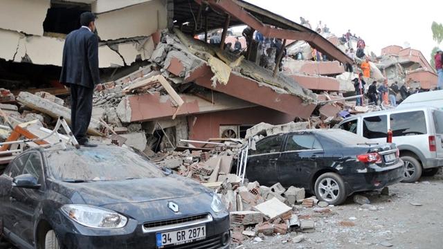 Yaşadığımız Binaların Deprem Riskini İnternetten Öğreneceğiz