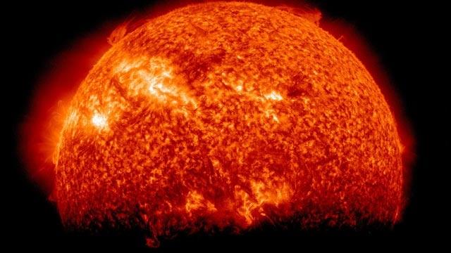 Doğrudan Güneşe Bakan Süper Teleskop