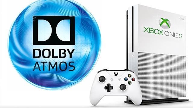 XBox One ve One S Konsollara Dolby Atmost Desteği Geliyor