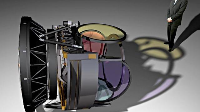 Dünyanın En Güçlü Kamerası 3.2 Gigapiksel ve Bir Araba Büyüklüğünde Olacak