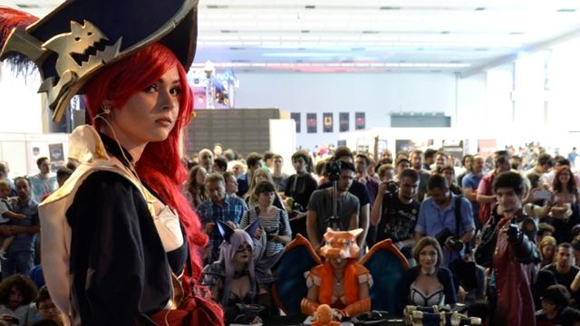 Oyun Severler Koşun! e-Gameshow Fuarı Açıldı