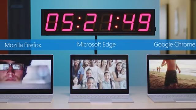 Testlerde Microsoft Edge, En Tasarruflu Tarayıcı Oldu