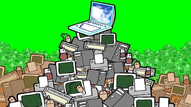 Türkiye Elektronik Bir Çöplük Olma Yolunda Hızla İlerliyor
