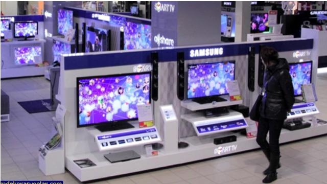 Elektronik Ürünlere Yüzde 15 Zam Geldi