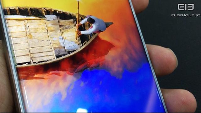 Elephone S3 Süper Kenarız Tasarımıyla Mart Ayında Çıkıyor