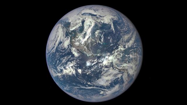 1.6 Milyon Kilometre Öteden Dünyanın 365 Gününe Muhteşem Bir Bakış