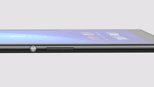 Sony Xperia Z4 Tablet Sızdırıldı