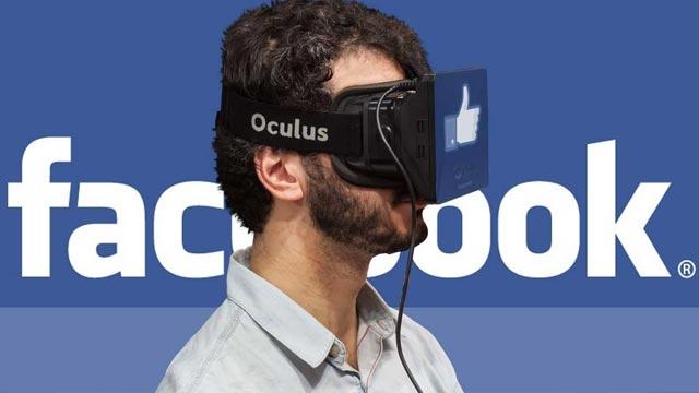 Facebook'tan Sanal Gerçeklik Uygulamaları Yolda