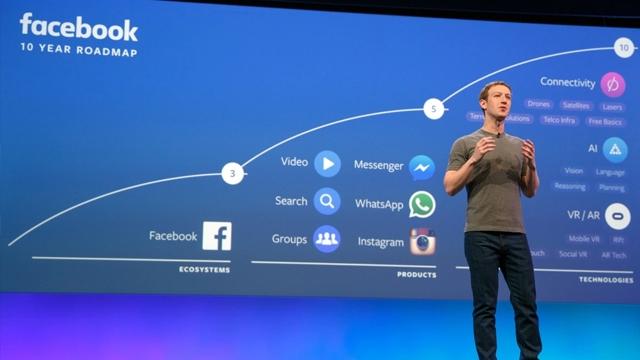 Mark Zuckerberg Akıllı Telefonların Geleceğini Karartmaya Kararlı