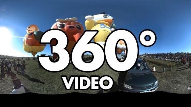 Facebook Haber Kaynağına 360 Derece Video Özelliği Geliyor