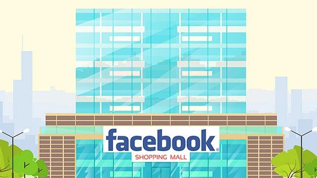 Facebook Sayfaları Bir Alışveriş Merkezine Dönüşüyor