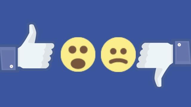 Facebook'a Gelecek Olan Beğenmedim Butonu Aslında Bir Emoji Olabilirmiş