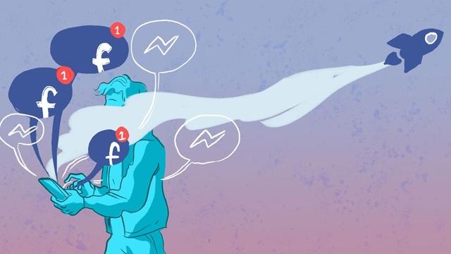 Kullanıcılara Göre Facebook Artık Bir Sosyal Medya Çorbası