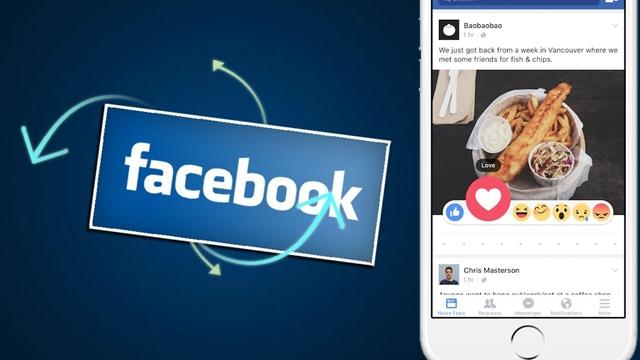 Facebook Beğenmedim Butonları Test Yayınına Başladı
