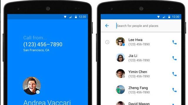Facebook Hello İle Sosyal Ağ Üzerinden Arama Yapma Başlıyor