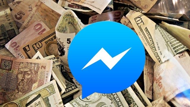 Acil Para Lazımsa En Yakın ATM Facebook Messenger'da
