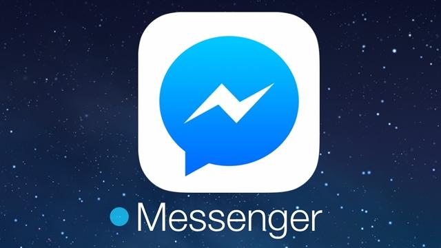 Facebook Messenger Resmen Materyal Tasarıma Geçti