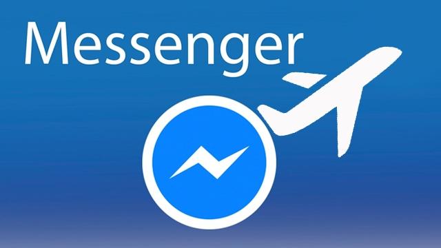 Facebook Messenger'ın Danışman Robotu Hizmete Girdi
