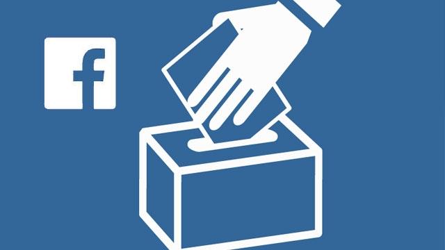 Facebook'ta Oy Veriyorum Servisi Seçim Öncesi Hizmete Giriyor