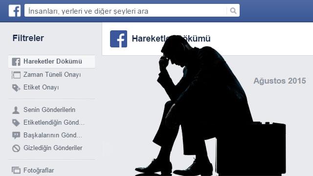 Facebook'ta Geçmişe Yönelik Pişmanlık Duyduğunuz Paylaşımlardan Kurtulmanın Yolları