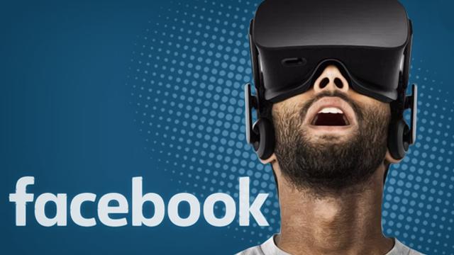 Sanal Gerçeklik Platformunda Rakipleri Gittikçe Çoğalan Facebook Yarışa Hazır