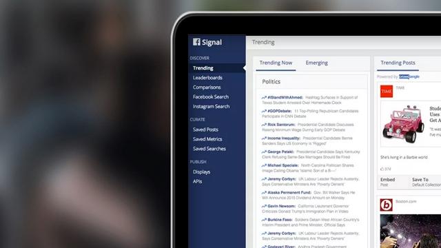 Facebook Gazeteciler İçin Yeni Haber Kaynağı Servisi Signal Eklentisini Duyurdu