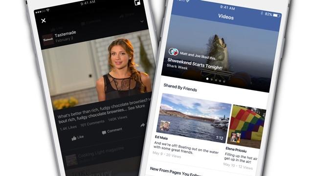 Facebook Video Yayınlarına YouTube'a Benzeyen Özellikler Ekleyerek Test Etmeye Başladı