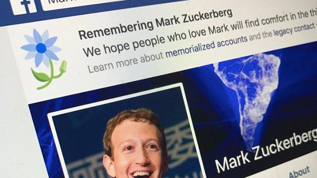 Facebook Hem Zuckerberg'i Hem de Binlerce Kullanıcısını Öldürdü