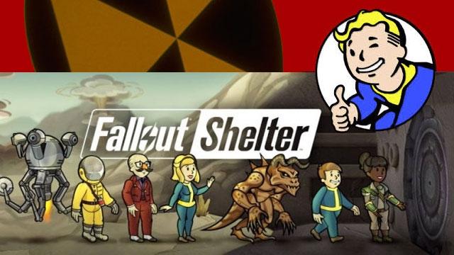 Muhteşem Oyun Fallout Shelter Güncellendi