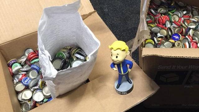 Şişe Kapaklarını Getir, Fallout 4'ü Götür