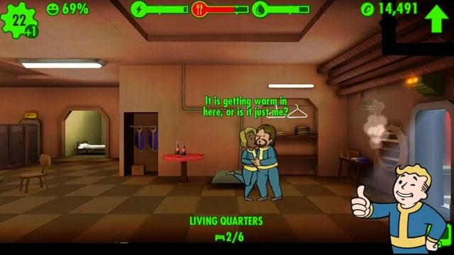 Android Kullanıcılarına Müjde: Fallout Shelter Geliyor