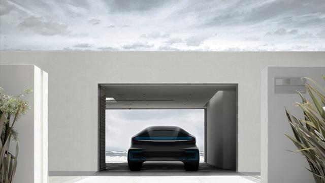Tesla'ya Dişli Bir Rakip Geliyor: Faraday Future