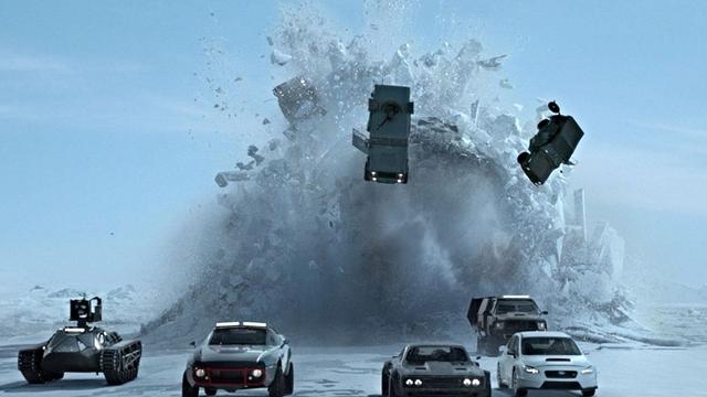 Hızlı ve Öfkeli 8 ya da Fate of the Furious,Tüm Rekorları Solladı