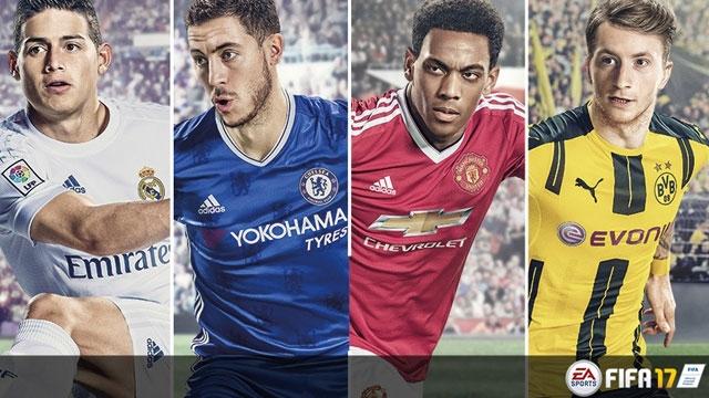 FIFA 17 Demosu İndirilmeye Hazır