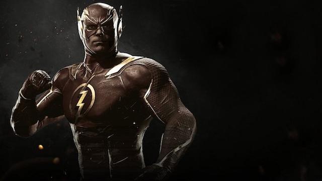Injustice 2 Oyunu için 'Flash' Fragmanı Yayınlandı