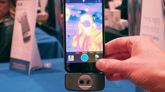 FLIR Artık Tüm Akıllı Telefonlarda Çalışacak