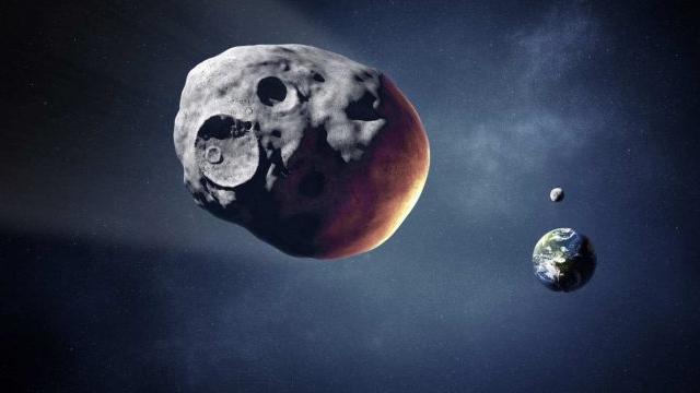 Florence Asteroidi Dünyaya Çok Yakın Geçecek!