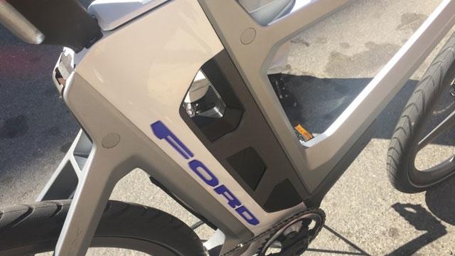 Herkes Ford Marka Bir Bisiklet İster, İşte İnanılmaz Ford Mode Flex