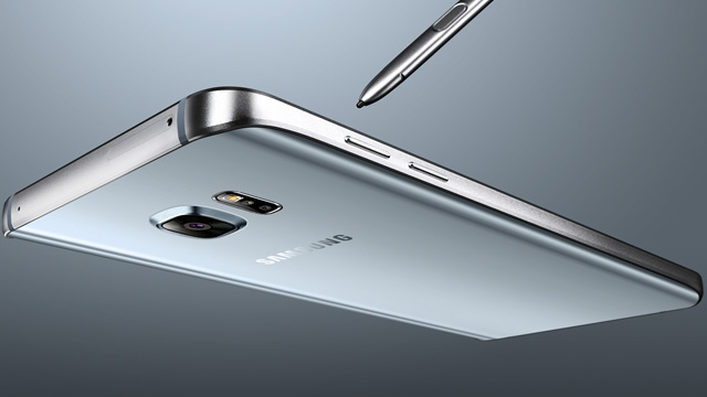 Samsung Galaxy Note 5'e Galaxy Note 7 Cilası Atılacak