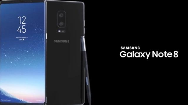 Samsung Galaxy Note 8 Kameraları Değişiyor