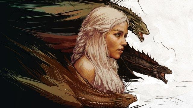 Game of Thrones Ejderhalarının Sırları
